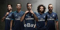 Adidas Sergio Ramos Real Madrid Uefa Champions League Third Jersey 2015/16