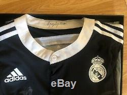 Adidas x Y3 Yohji Yamamoto Dragon Real Madrid Football Shirt Jersey Authentic