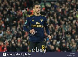 Authentic Player Issue Ceballos Real Madrid Arsenal Jersey Shirt Maglia M Medium