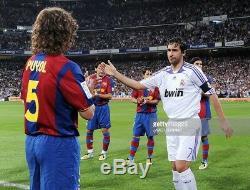 Authentic Raul Real Madrid Jersey 2007 2008 Shirt Camista Spain Trikot Schalke M