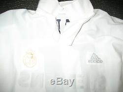 Authentic Ronaldo Real Madrid DEBUT Centenary Jersey Shirt 2002 2003 Camiseta L