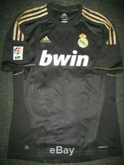 Authentic Ronaldo Real Madrid Jersey 2011 2012 Shirt Camiseta Juventus Maglia M