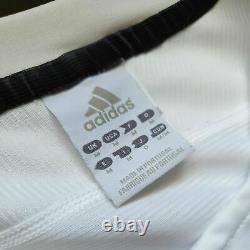 BECKHAM 23 Real Madrid Shirt Medium 2003/2004 Adidas Home Jersey