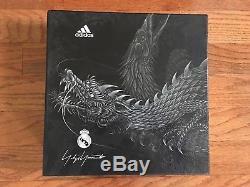 BNWT Rare Adidas Real Madrid Match Issue Adizero Dragon Jersey Box L F49263
