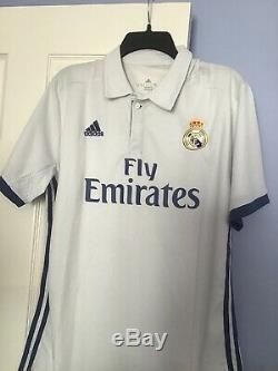CRISTIANO RONALDO Signed Real Madrid Jersey AUTO BGS (BECKETT) AUTHENTICATED