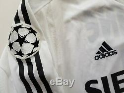 Camiseta Real Madrid 2004 2005 Zidane shirt maillot jersey France S nwt