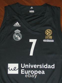 Canotta CAMPAZZO REAL MADRID basketball DENVER jersey camiseta maillot ARGENTINA