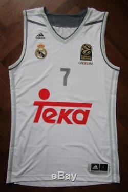 Canotta LUKA DONCIC SLOVENIA REAL MADRID camiseta FIBA jersey basketball trikot