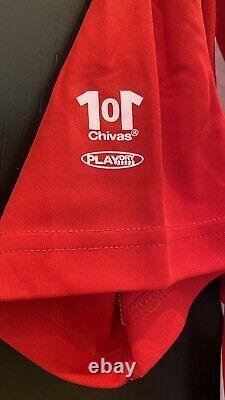 Chivas Jersey Chicharito #45 2007 Guadalajara 100% Authentic Real Madrid Man U