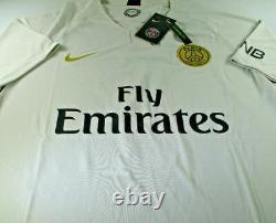 Christiano Ronaldo / Autographed La Liga Emirates Pro Style Soccer Jersey / Coa