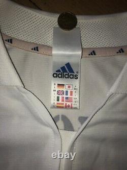 Conceição Real Madrid Match Worn shirt CL 01/02 jersey Brazil Camiseta Spain