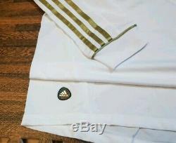 Cristiano Ronaldo 2011/2012 Real Madrid CR7 Soccer Football Long Sleeve Jersey S