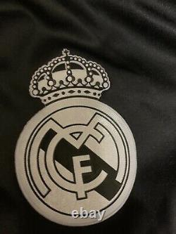 Cristiano Ronaldo #7 Real Madrid Long Sleeve Jersey Size Large