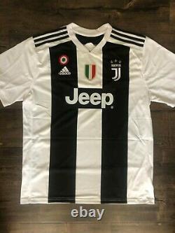 Cristiano Ronaldo Autographed (Signed) Adidas Juventus Jersey (Beckett COA) QTY