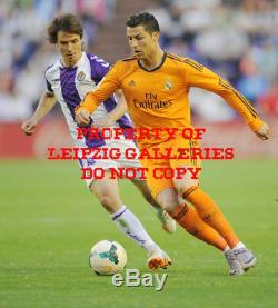 Cristiano Ronaldo MATCH WORN May 7, 2014 Real Madrid #7 Jersey UN Signed