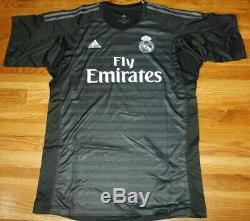 Cristiano Ronaldo Real Madrid #7 Signed Auto Authenticated Soccer Jersey Coa