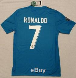 low cost 7d122 304a4 Cristiano Ronaldo Real Madrid UEFA Champions League 3rd ...