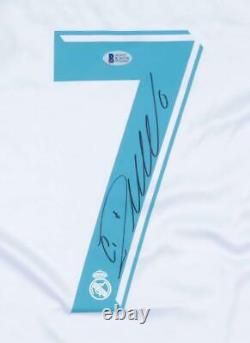 Cristiano Ronaldo Signed Jersey (Beckett Hologram)