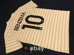 France Benzema Soccer Jersey Fifa World Cup Brasil 2014 Real Madrid Mexico USA