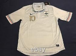 France Benzema Soccer Jersey Size L Real Madrid Ronaldo Barcelona Messi Mexico
