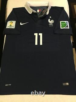 France Griezman Soccer Jersey World Cup Brasil 2014 Barcelona Real Madrid Mexico
