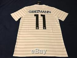 France Griezmann Soccer Jersey Atletico De Madrid Barcelona Real Madrid Mexico