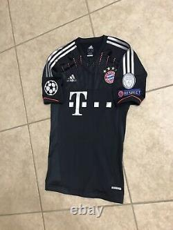Germany bayern Munich Kroos Real Madrid Player Issue Techfit CL Jersey shirt