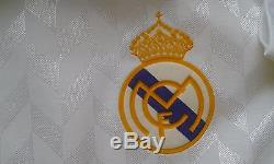 Hummel Real Madrid Spain Sanchez Era Vintage Rare Shirt Jersey Football