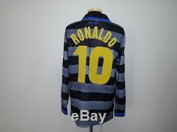Inter Milan Shirt Jersey Maglia Brazil Ronaldo Barcelona Real Madrid Milan