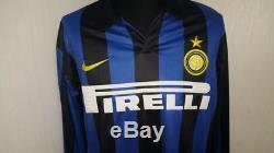 Inter Milan Shirt Jersey Maglia Ronaldo Brazil Barcelona Real Madrid