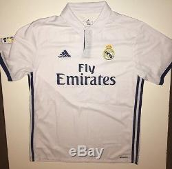 James Rodriguez Real Madrid Soccer MLS Large Jersey Auto Autographed PSA Cert