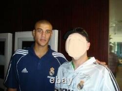 Jersey Real Madrid Signed Chicago Game Chivas Barcelona Ronaldo Tour USA