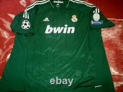 Jersey adidas Real Madrid Cristiano Ronaldo (3XL) 2012 maglia shirt portugal CR7