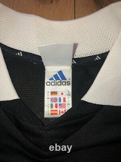 Luis Figo Real Madrid Match Worn shirt 01/02 jersey Portugal Unwashed matchworn