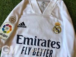 Maglia Adidas Authentic Heat. Rdy Player Issue Jersey Real Madrid Liga Kroos 7 M