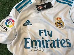 Maglia Adidas Authentic Match Worn Camiseta Jersey Real Madrid Modric 10 Home 7