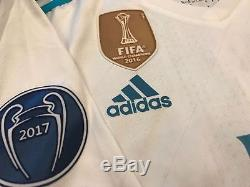 Maglia Adidas Authentic Match Worn Camiseta Jersey Real Madrid Ronaldo 7 Home 8