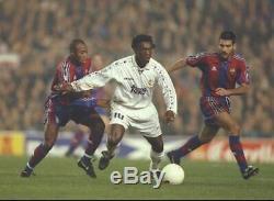 Maglia Real madrid Seedorf 1995-96 Kelme football Teka vintage home jersey retro