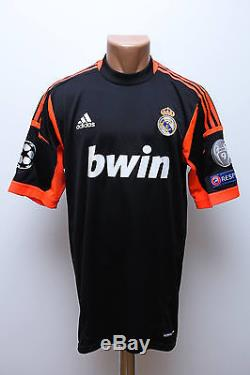Match Worn Issue Real Madrid Spain Football Shirt Jersey Formotion #1 Casillas