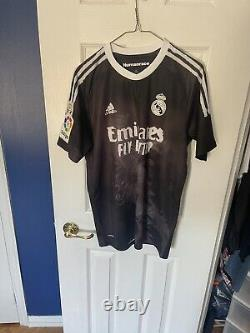 Match Worn Prepared LUKA MODRIC Real Madrid human Race 2020/2021 Very Rare