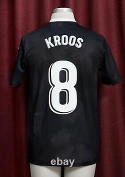 Match Worn Prepared Toni Kroos Real Madrid human Race 4th Jersey Rare