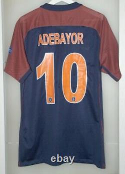 Match worn shirt jersey Istanbul Turkey Real Madrid Arsenal Man City Tottenham
