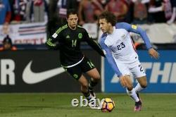 Mexico Manchester United Chicharito Soccer Jersey America Chivas Real Madrid USA