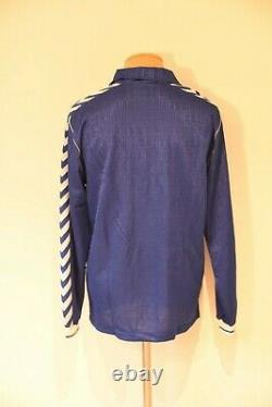 NEWithNUEVO Jersey Camiseta Real Madrid 89 90 Reny Picot Original hummel Vintage