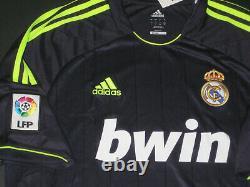 New 2012-2013 Adidas Authentic Real Madrid Cristiano Ronaldo Jersey Shirt Away
