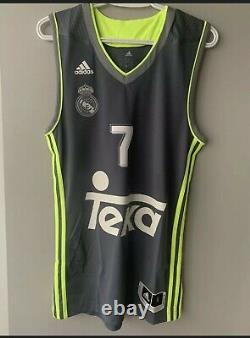 New Adidas Luka Doncic Real Madrid Jersey Sz S With Tags