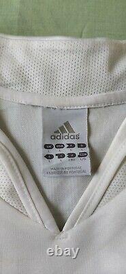 Original Real Madrid 2004 home jersey camiseta maglia camisa Beckham 23
