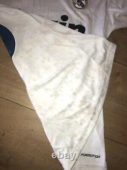 Özil Real Madrid Match Worn shirt Liga 12/13 Unwashed Trikot Jersey Fenerbahce