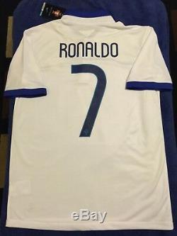 Portugal Ronaldo Soccer Jersey Real Madrid Barcelona Mexico America Chivas USA