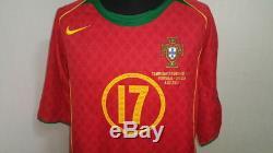 Portugal Shirt Jersey Ronaldo Manchester Real Madrid V. Greece Spain England